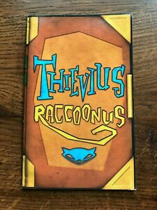 Sly Cooper and the Thievius Raccoonus PS2 Playstation 2 Instruction Manual Only