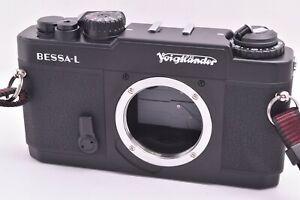 Voigtländer BESSA-L Silver 35mm Film Camera Voigtlander #00007756