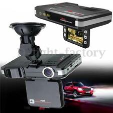 MFP 5MP English&Russian Car DVR Recorder+Laser speed Detector Trafic