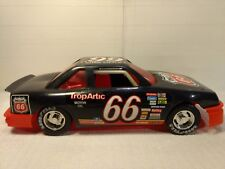 Masters Of Carreras Chad Little #66 Phillips Ford Nascar Plástico Coche Juguete