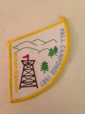 Northwest / Fall Camporee 1987 one third of total activity set Mint condition
