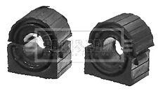 Anti Roll Bar Bush fits VAUXHALL ZAFIRA B Front 05 to 14 Suspension B&B 0350390