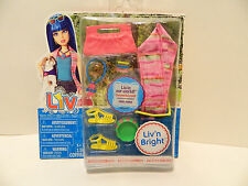 Liv  'n Bright Accessories   Ages 5+    ***New in Box***