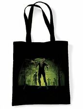 ZOMBIE GRAVEYARD SHOULDER BAG - Night Of The Living Dead Goth  Zombies Halloween