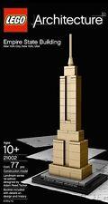 LEGO 21002 - ARCHITECTURE - EMPIRE STATE BUILDING - NUOVO - MISB