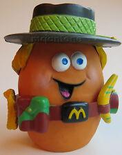 LOOSE McDonald's 1988 McNugget Buddies BOOMERANG Aussie Australian Nugget Buddy