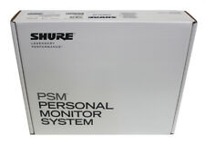 Shure PSM 300 Personal Monitor System Wireless - P3TRA215CL - G20 BRAND NEW