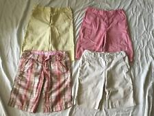 Girls Mixed Spring Summer Shorts Pants Cotton Sz 14 lots 4