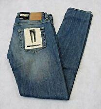 """MTWTFSS WEEKDAY Saturday Skinny Jeans in Blue - W29"""" L32"""" (B54)"""