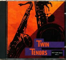 Bob Mintzer and Randy Brecker- Twin Tenors - Rare VG+
