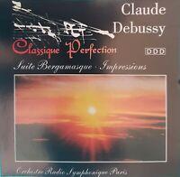 CD CLAUDE DEBUSSY SUITE BERGAMASQUE IMPRESSION Ref 3700