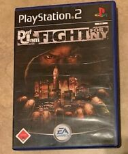Def Jam Fight for NY New York Complete w/ Manual PS2 IMPORT PAL VERSION READ