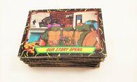 Vtg teenage mutant ninja turtles 1989 2nd series collectors cards 89-176 tmnt