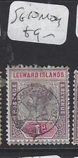 LEEWARD ISLANDS (P1610B)  QV   1D TERCENT  SG 10  MOG