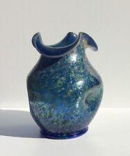 Dugan Large Art Glass Vase