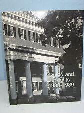 1989 Sights & Insights, Salem College, Winston-salem, North Carolina Yearbook