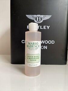 Mario Badescu Witch Hazel & Rose Water Toner Brand New 236ml Skin Care