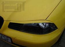SEAT IBIZA 6L - SCHEINWERFERBLENDEN  (ABS) (grundiert) - TUNING-GT