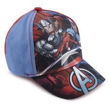 Disney Boys Baseball Cap Red Marvel Avengers 54