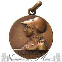 Medaglia Festa delle Matricole Pisa 1923-1924