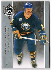 2007-08 THE CUP GOLD PARALLEL #87 GILBERT PERREAULT 10/25 !!