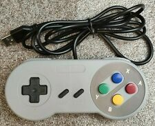 Manette style Super Nintendo USB PC Raspberry Batocera Retropie ... controller