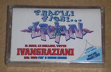 IVAN GRAZIANI (RENATO ZERO) - FRAGILI FIORI... LIVAN - MUSICASSETTA MC SIGILLATA