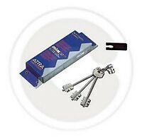 Dierre Atra BL03110 kit cambio per serrature con 3 chiavi 92 mm estrattore blocc