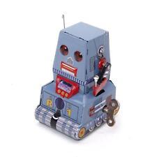 Jouets Mécaniques Anciens Robot MS744 Métallique Collection Cadeau Enfant