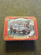 ERTL TEXACO 1932 FORD PANEL DELIVERY VAN IN TIN ***SUPER DEAL***
