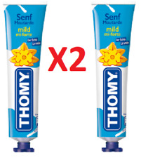 2X THOMY Nestle Mild Mustard Swiss Deli KOSHER Mehadrin 200g /7 oz FREE SHIPPING