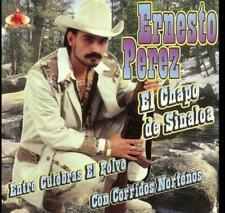 Ernesto Perez El Chapo De Sinaloa Entre Culebras El Polvo  CD Nuevo Sealed