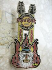 Hard Rock Cafe Bucharest Grand Opening STAFF Guitar Pin  LE 200