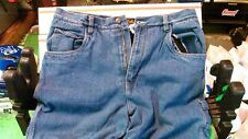 mens walls zero zone insulated jeans 36x32 thinsulate lined