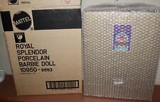 BARBIE  Royal Splendor Porcelain Doll, NEW in Box, with Shipper