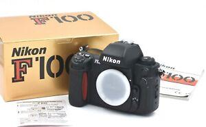 Nikon F100 Camera Body, c-1998 **Real Nice / Near Mint**