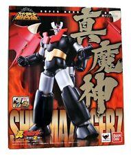 BANDAI MAZINGER Z SUPER ROBOT CHOGOKIN SRC SHIN MAZINGA Z ACTION FIGURE