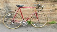 Vintage Schwinn Traveler Mens 10 Speed Bike Bicycle  27 inch wheels