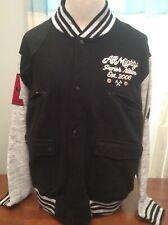 New Almighty Parish Nation Est. 2006 3XL Button Up Sweatshirt Jacket