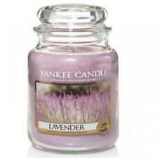 Paraffin Wax Lavender Large Candles & Tea Lights