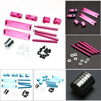 Aluminum Magnetic Invisible Body Post Mount Kit For 1/10 RC Model Car Parts