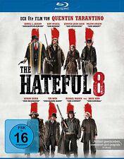 Blu-ray * THE HATEFUL 8 - QUENTIN TARANTINO # NEU OVP §