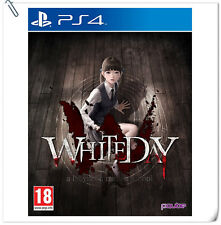 PS4 White Day A Labyrinth Named School /白色情人節 恐怖學校 中英文版 Sony PQube Survival Game