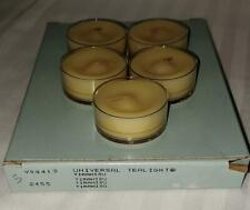 Partylite Tealight Candles - Tiramisu & Cherry Orchard