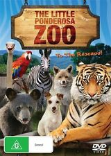 The Little Ponderosa Zoo - (DVD, 2015) PAL R4 - NEW & SEALED