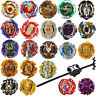 Beyblade Burst Starter w/ Ripcord Launcher Gyro Spinning Top Booster Kid Toy