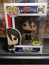 Funko Pop Animation #60 Shohen Jump Bleach Rukia Figure Figurine Collectable