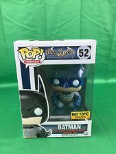 Funko Pop #52 Arkham Asylum Blue Batman Hot Topic Exclusive (MINOR SHELF WEAR)