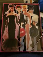 "Vintage Glamour Dream Collection 11"" BARBIE Doll Greeting Cards 4"