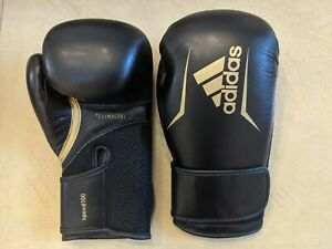 adidas Hybrid 100 Boxing and Kickboxing Gloves for Women & Men